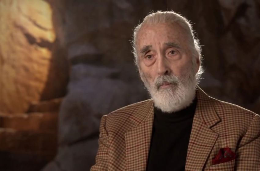 Christopher Lee dead a...