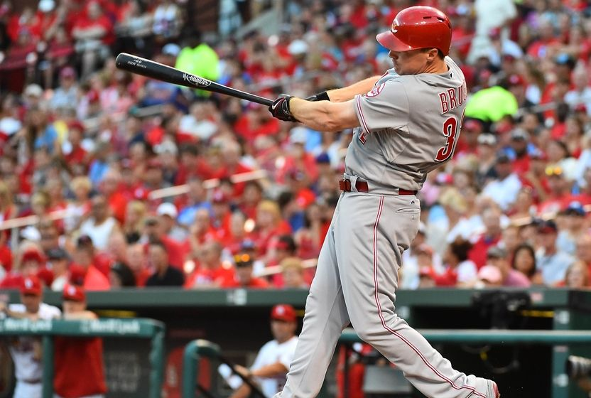 Jay Bruce hasn't heard from Reds about trade