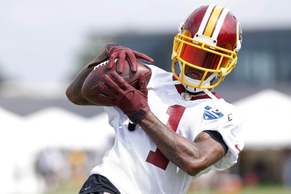 Redskins' DeSean Jackson to miss time with significant ...