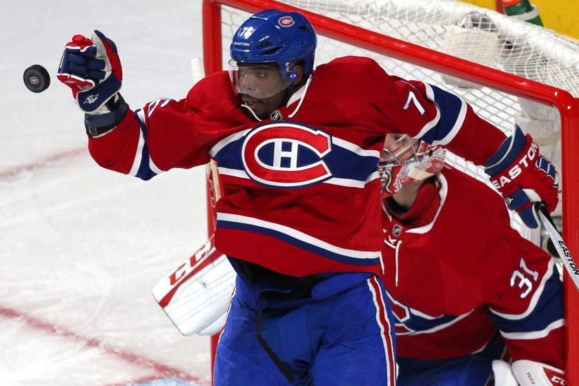 National Hockey League roundup: Canadiens win 9th straight