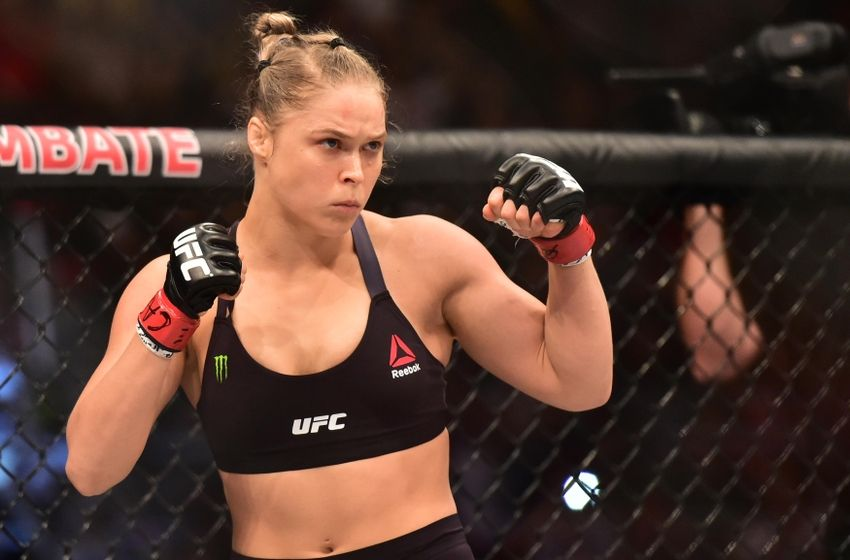 Ronda Rousey Comments After Taking Loss, Floyd Mayweather Trolls Via 50 Cent