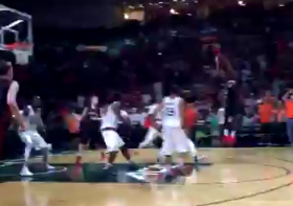Northeastern's Quincy Ford drains buzzer beater to upset ...