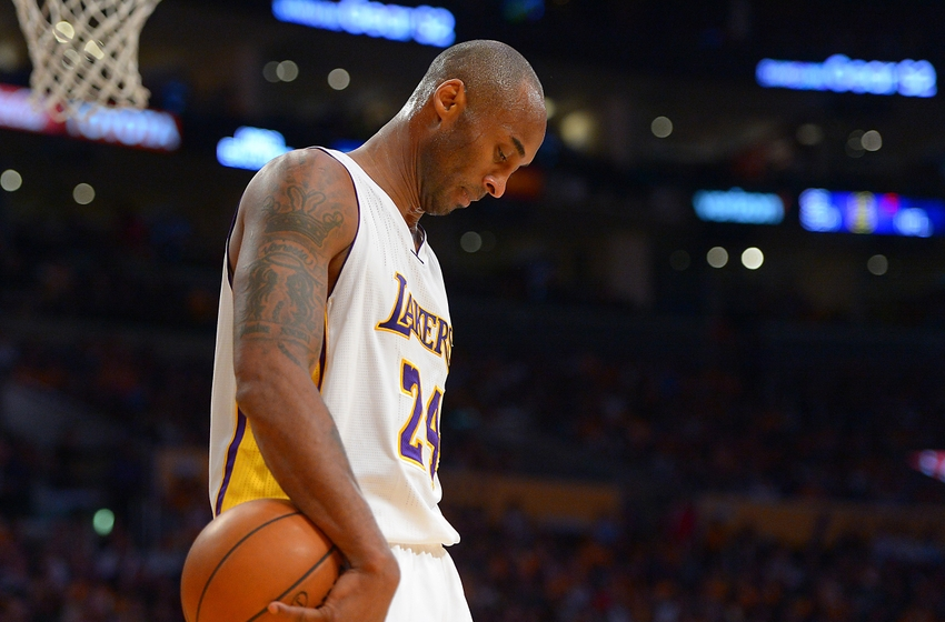 Kobe Bryant, by the numbers