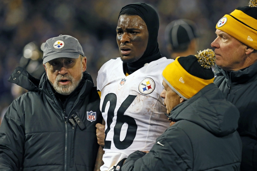 Nfl Roundup Leveon Bell Suspension Reduced Harrison