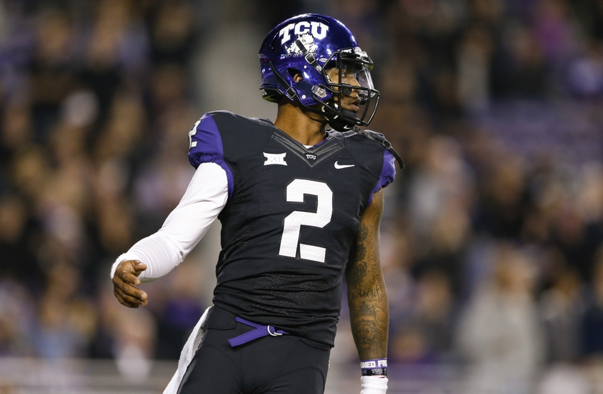 Football Playoff Rankings Out Top >> Trevone Boykin will not start against Oklahoma