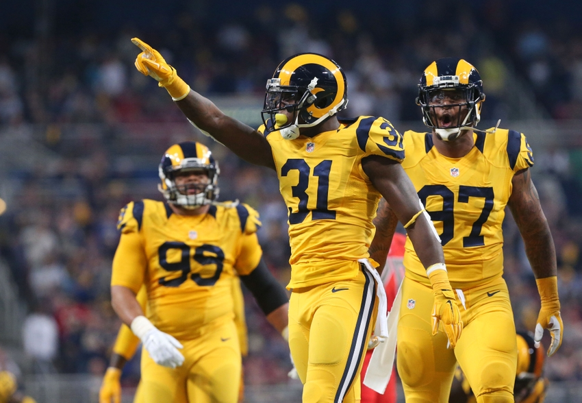 cheap for discount 8994c 7518f Thursday Night Football's Color Rush is rad but the NFL has ...