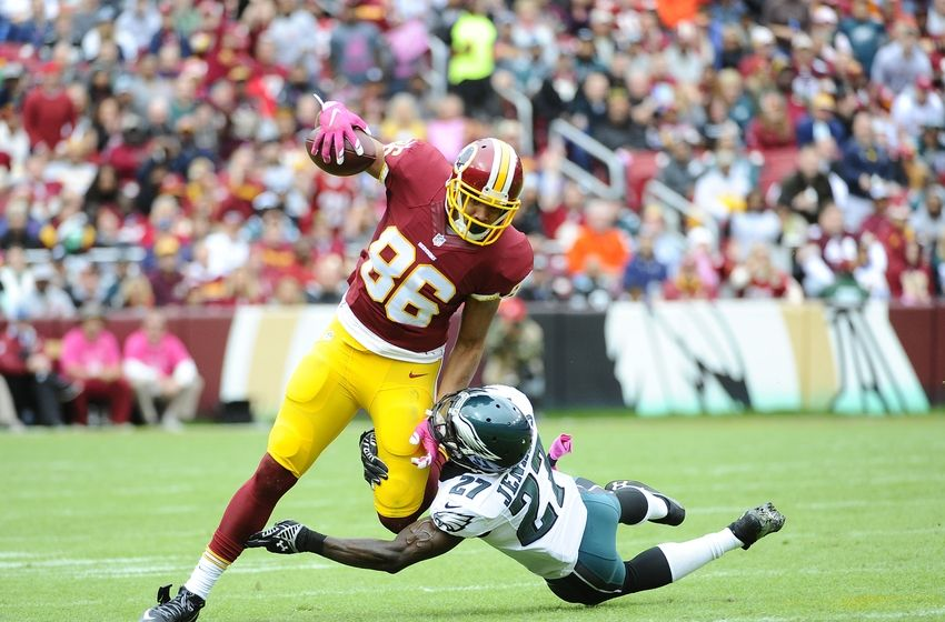 nfl Washington Redskins Jordan Reed GAME Jerseys