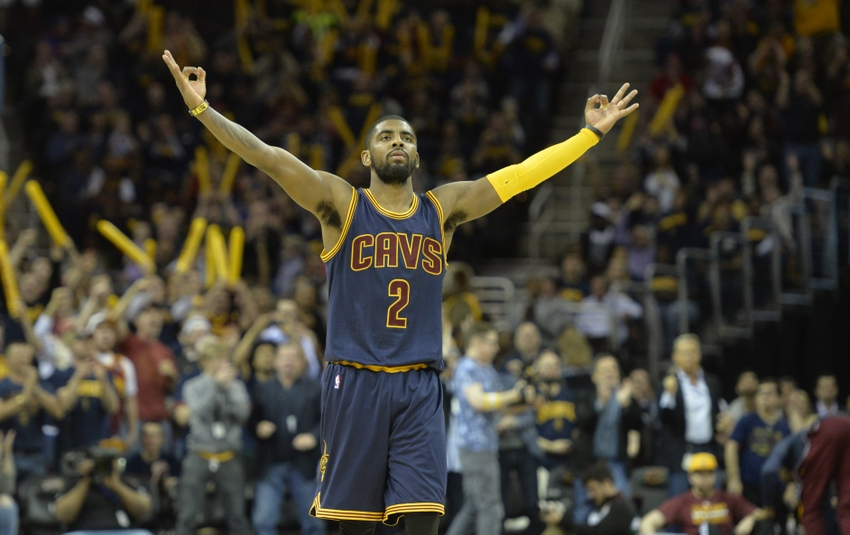Cleveland Cavaliers' Kyrie Irving Announces Return