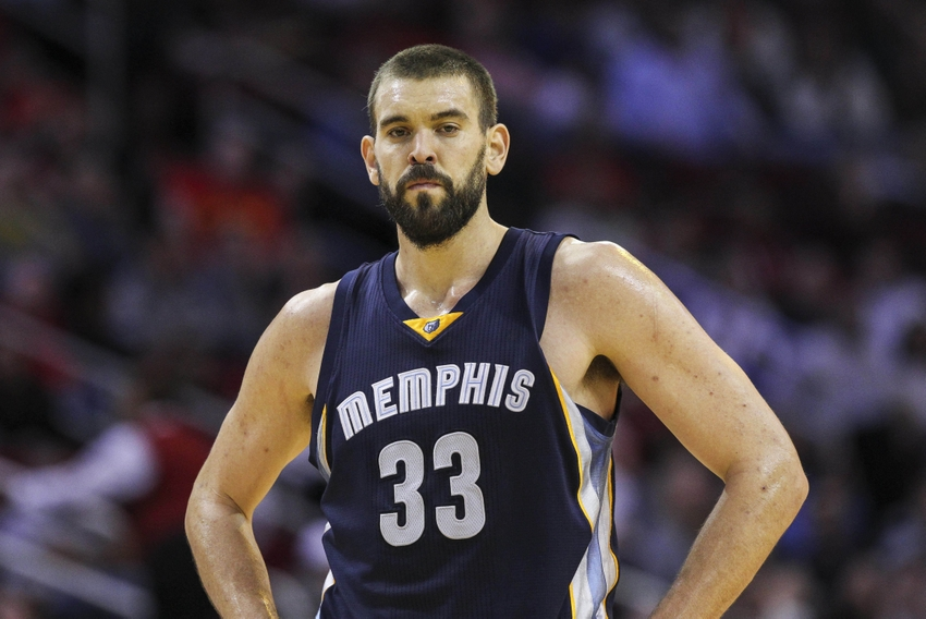 Marc Gasol to miss 2016 Rio Olympics for Spain