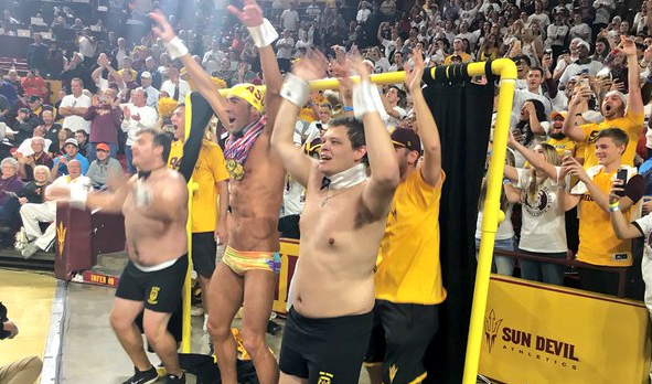 Phelps creates quite a distraction, helps Arizona State