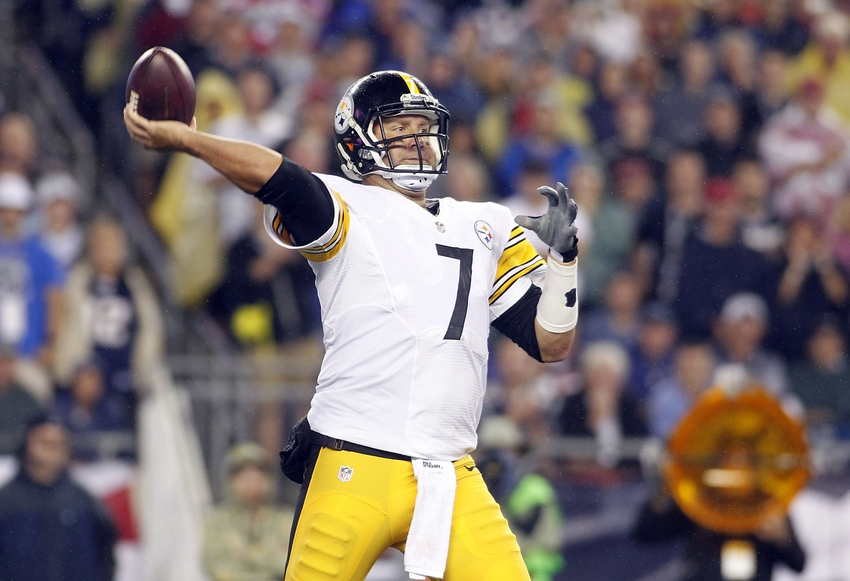 Ben Roethlisberger Becomes Steelers All Time Playoff