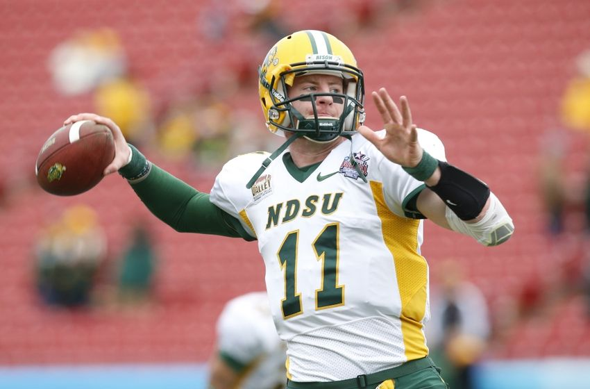 Dynasty secured: North Dakota State downs Jacksonville State in FCS Championship