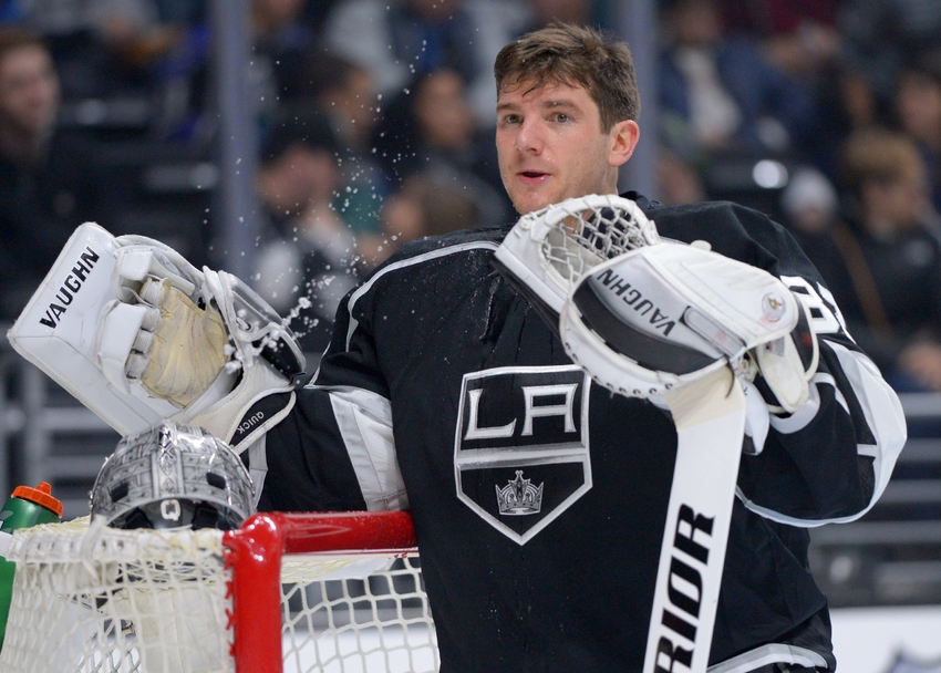 Jonathan Quick injury update: Kings goaltender week to week
