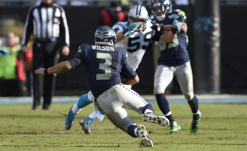 Russell Wilson Scrambles Finds Jermaine Kearse For Td