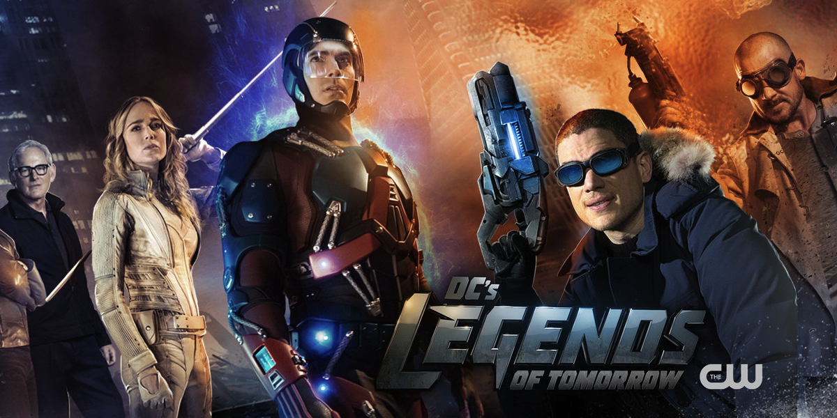 Legends of Tomorrow Season 1 episode 16 live stream, start time and more