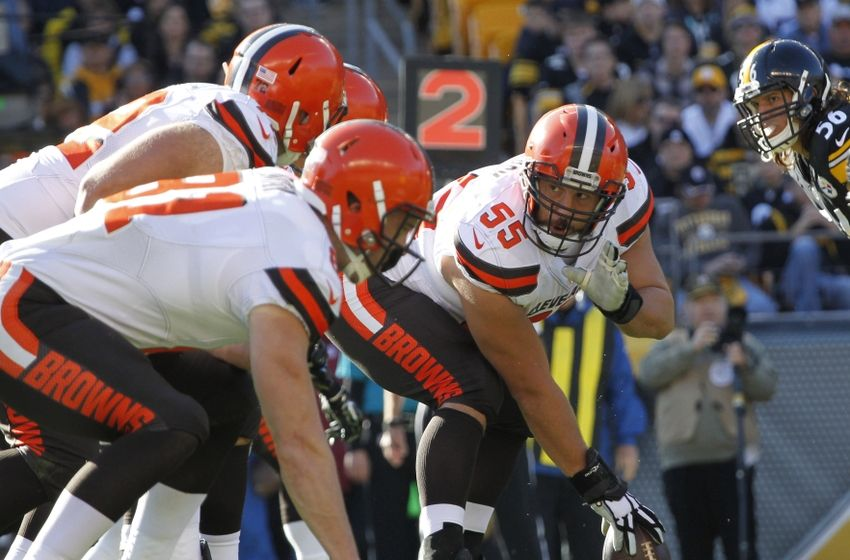 Alex Mack Voids Contract With Browns, Return Remains 'Very Probable'