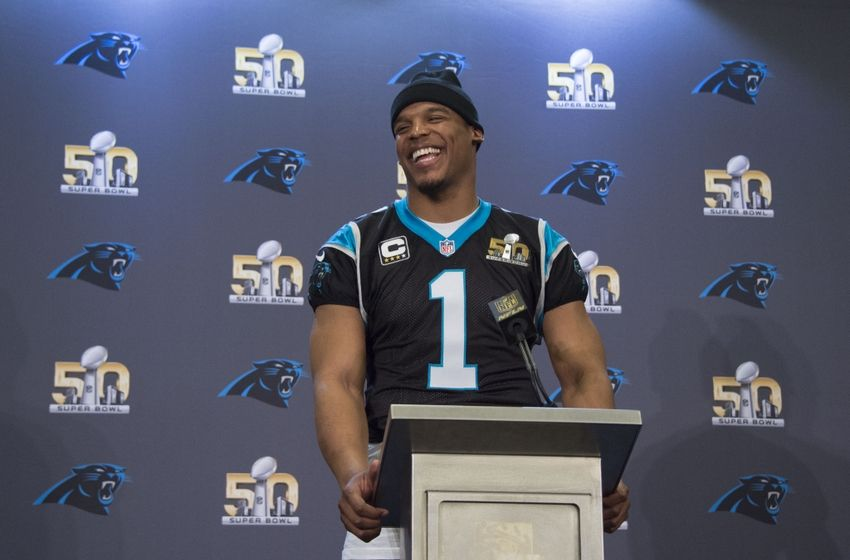 Conan O'Brien Channels Cam Newton During Upsetting Press Conference