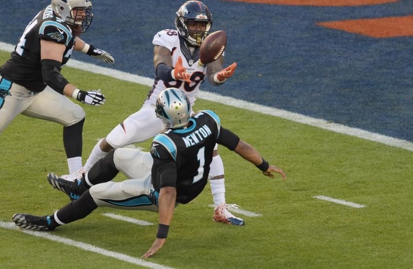 Cam Newton defends behavior after Super Bowl, saying 'emotions take over'
