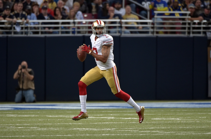 Nfl Trade Broncos 49ers Have Colin Kaepernick Trade In Place