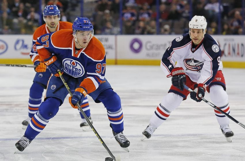 Oilers activate McDavid from injured reserve