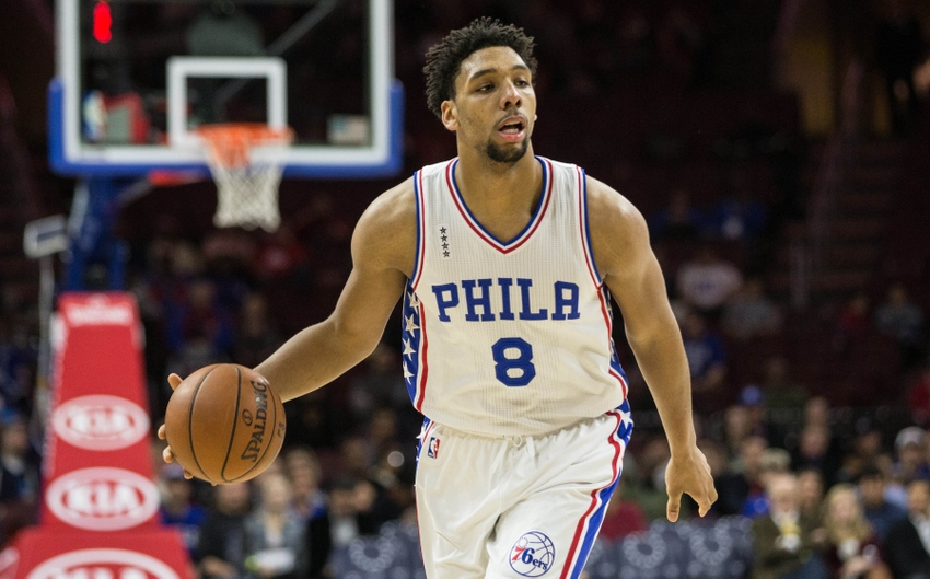 Jahlil Okafor can't handle the trade rumors