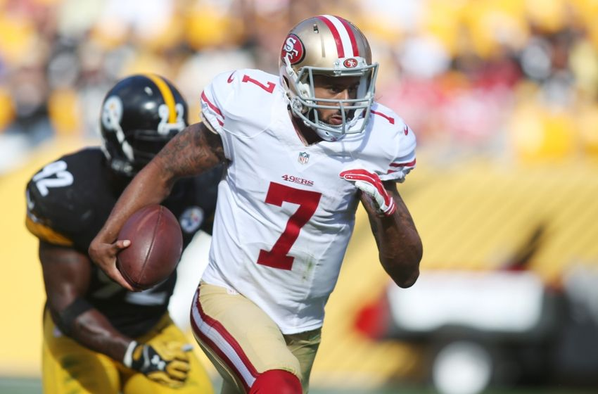 Reports linking Colin Kaepernick to Texans, Browns refuted from both teams