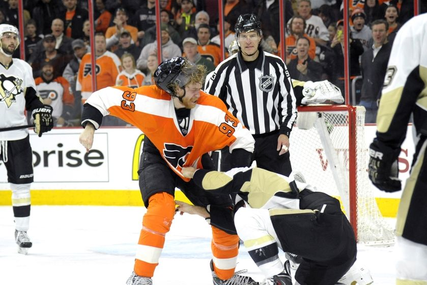 Penguins and Flyers will have 2017 outdoor game