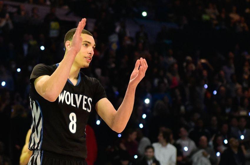 NBA Rising Stars Challenge 2016 final score