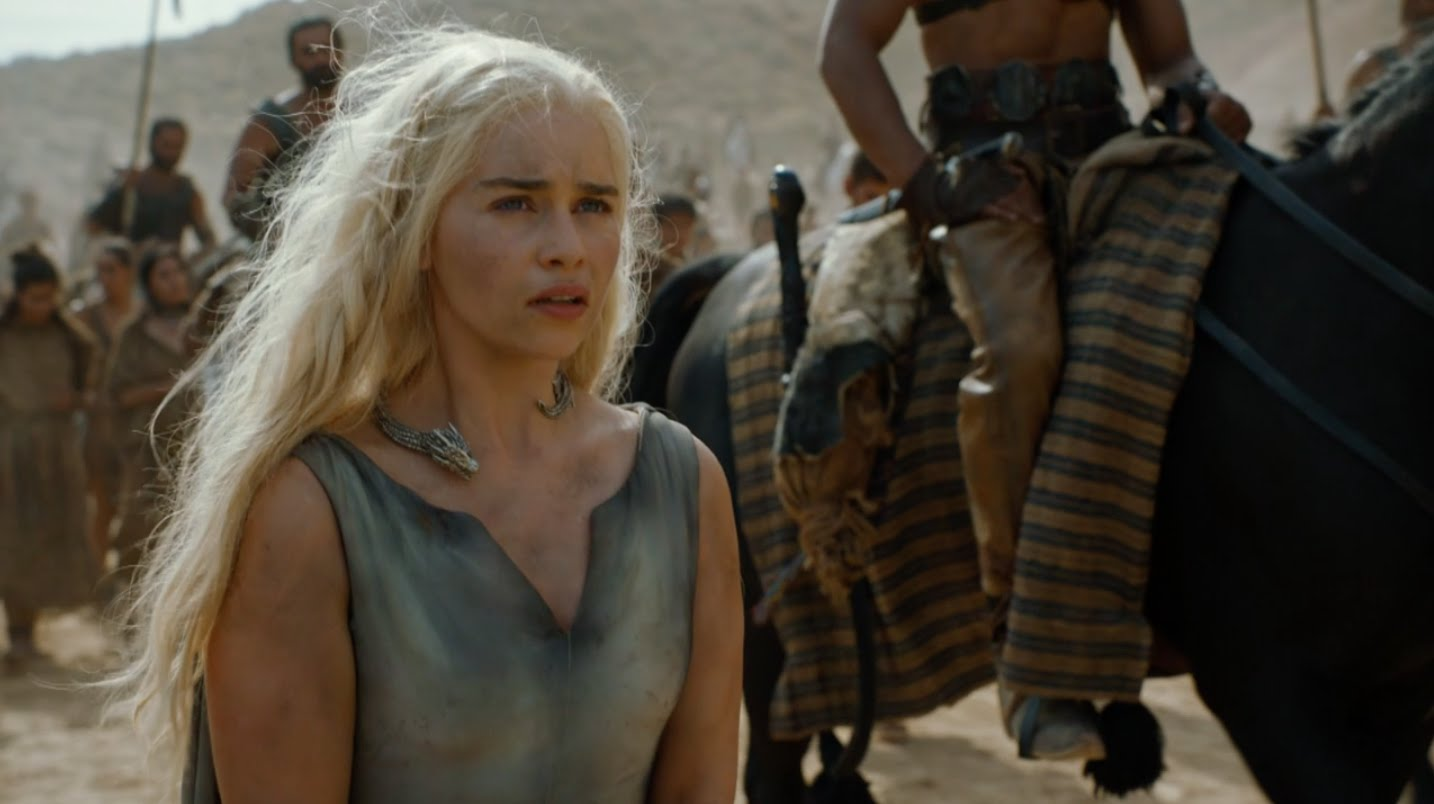 Game Of Thrones S6 Episode 1 Recap The Red Woman