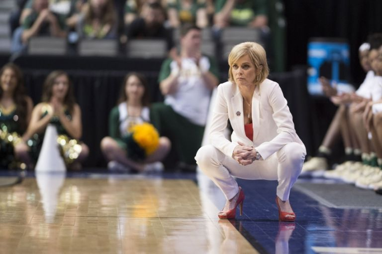 Baylor's Kim Mulkey calls out President Obama after Sweet 16 win