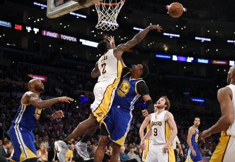 Lakers defeat Warriors, 112-95: Full video highlights