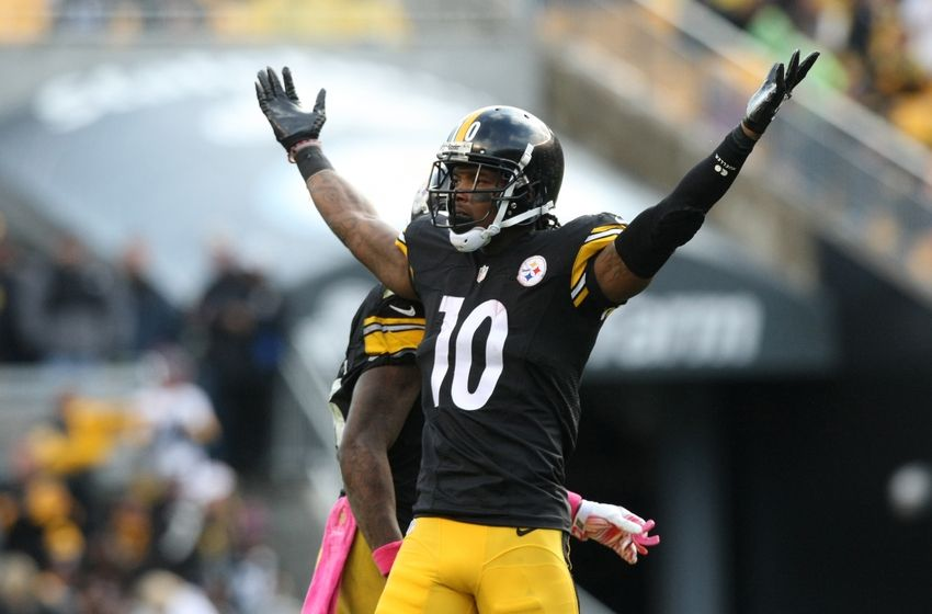 NFL Suspends Steelers Wide Receiver Martavis Bryant for One Year