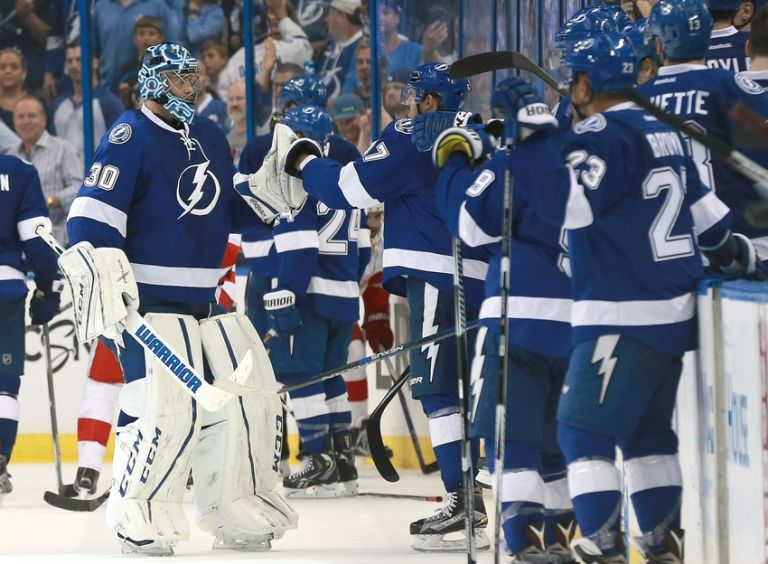 nhl playoffs red wings vs lightning game 2 live stream watch online
