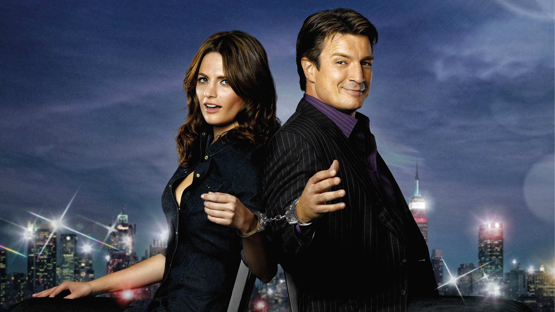 Castle star breaks silence on Stana Katic leaving