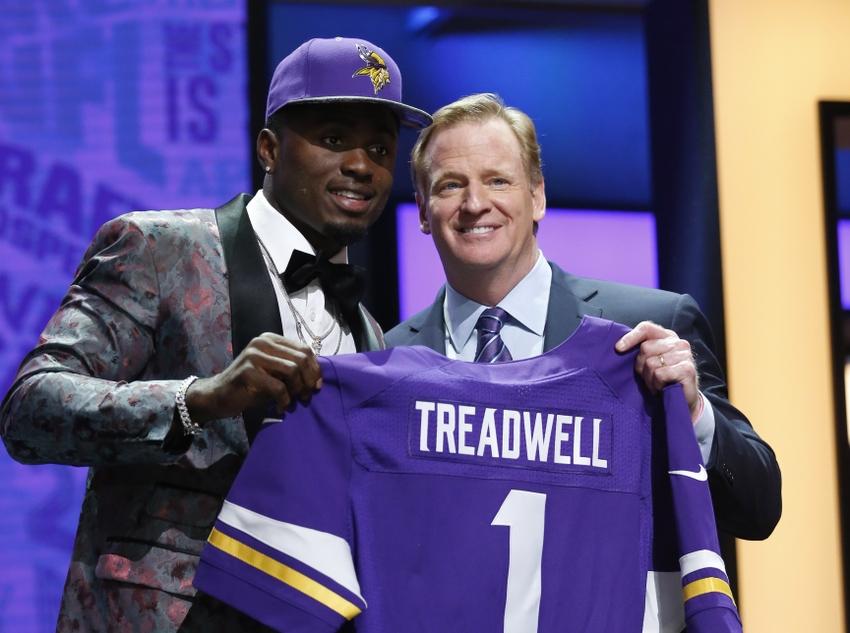 Minnesota Vikings full 2016 NFL Draft picks