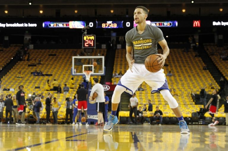 Stephen Curry Ruled Out Of Game 3 Vs Rockets
