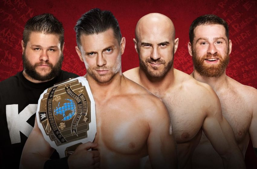 WWE Extreme Rules (2016) Online