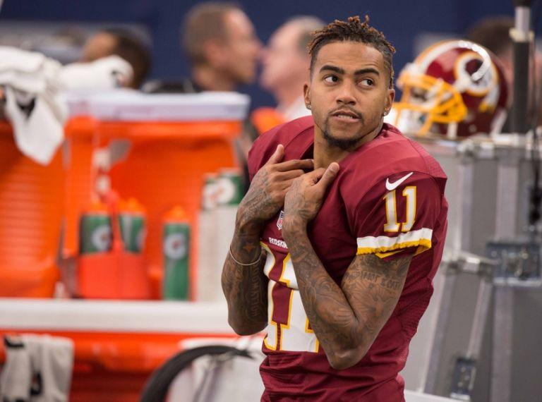 DeSean Jackson misses practice, Redskins don't notice