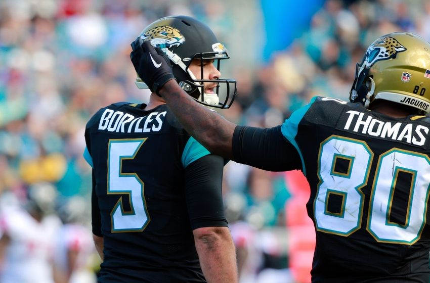 Cheap 5 Blake Bortles Jacksonville Jaguars Jerseys cheap  free shipping