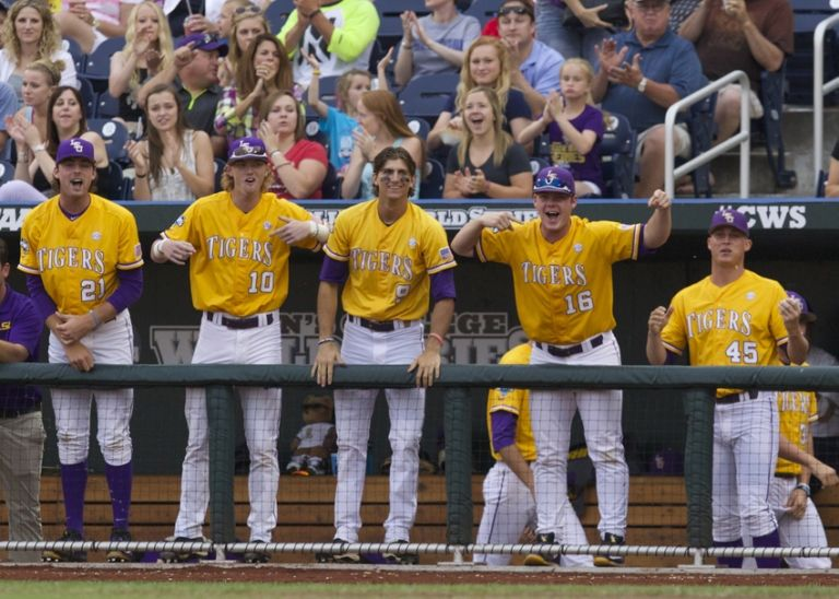 lsu vs rice live stream  watch ncaa baseball tournament online