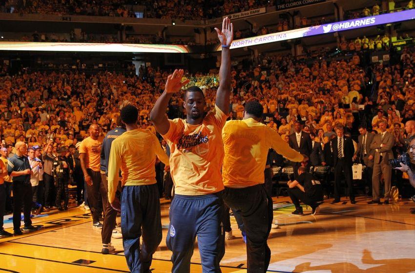NBA Finals Player Preview: Harrison Barnes