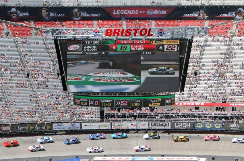College Gameday Expected To Head To Bristol Motor Speedway