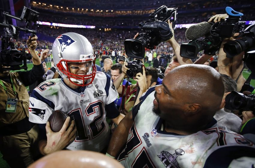 Vince Wilfork Gets Naked, Calls Out Tom Brady-5903