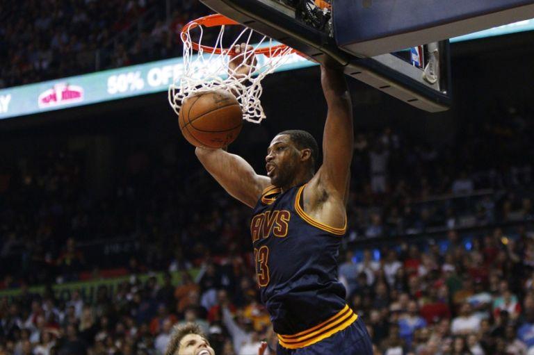 NBA Finals Player Preview: Tristan Thompson