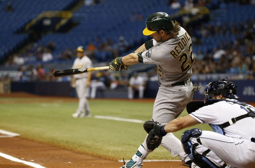 singles in reddick Josh reddick rips a single past a diving brock holt for his first hit as a member of the dodgers check out for our full archive of vid.