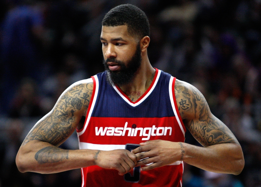 Markieff Morris doesn't like Kevin Durant's decision (Video)