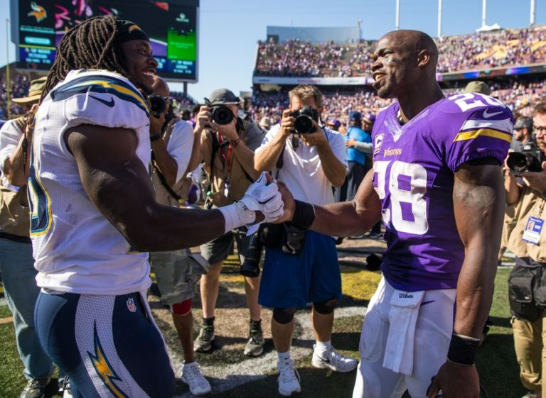 Chargers At Vikings Live Stream Tv Schedule Time And More