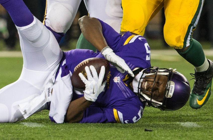 Fantasy Football Vikings Bridgewater Injured