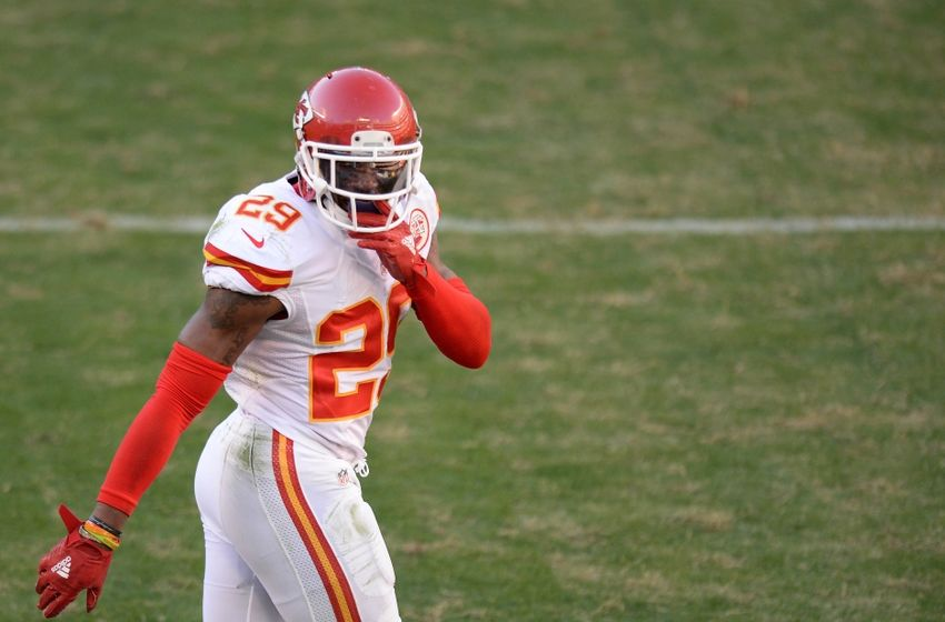Eric Berry Returns Cam Newton Interception For Touchdown