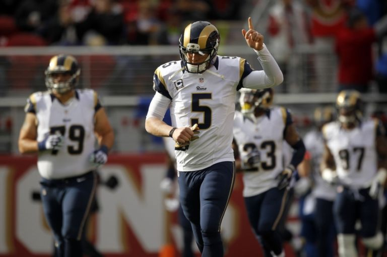 Nfl Rumors Kansas City Chiefs Interested In Nick Foles